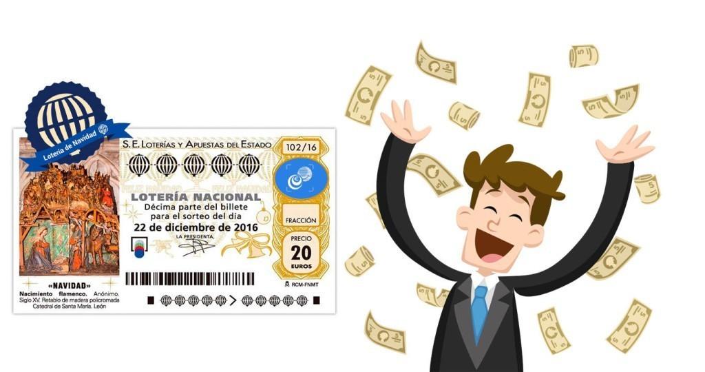 Loteria de Nadal del club 2019
