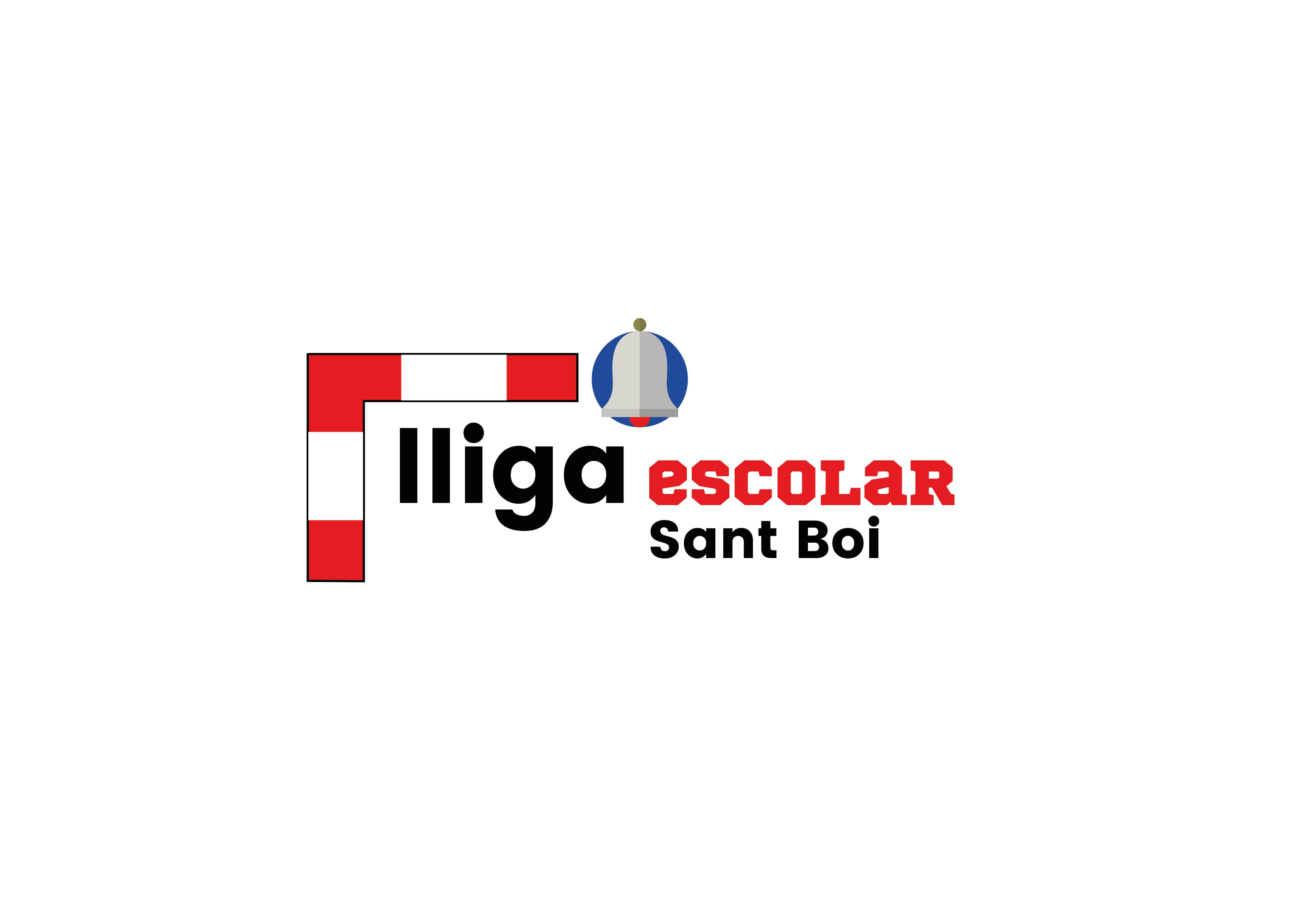 Lliga escolar santboiana d'handbol